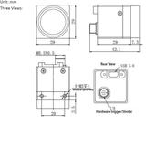"MER-500-7UM, MT9P031, 2592x1944, 7fps, 1/2.5"", Rolling shutter, CMOS, Mono_"