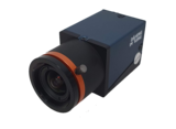C-to-M12 adapter mounted on camera