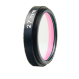 LFT-UVIRCUT-M35.5, UV + IR-Cut filter, useful range between 398-698nM_