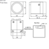 MER-040-60UM-L, NOT RECOMMENDED FOR NEW INDESIGN, LAST TIME BUY 01-02-2022_