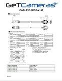 CABLE-GIGE-15M-datasheet