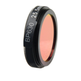 BP630 optical lens filter for machine vision camera