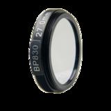 BP830 optical lens filter for machine vision camera
