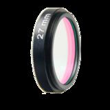 UV IRCUT optical lens filter for machine vision camera