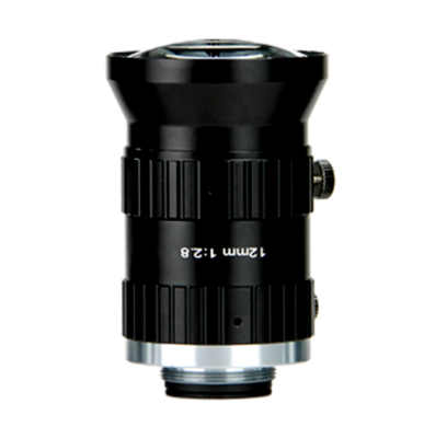 """LCM-20MP-12MM-F2.8-1.1-ND1, LENS C-mount 20MP 12MM F2.8 1.1"""" NON DISTORTION"""