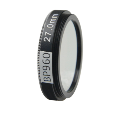 LFT-BP960-M30.5, Narrow bandpass filter,  960nM Peak wavelenght, useful range between 930-986nM