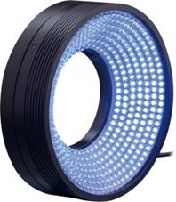 Ring Light (bright-field), 90mm, wit, 24V / 9W, LED1-RL-90-70W
