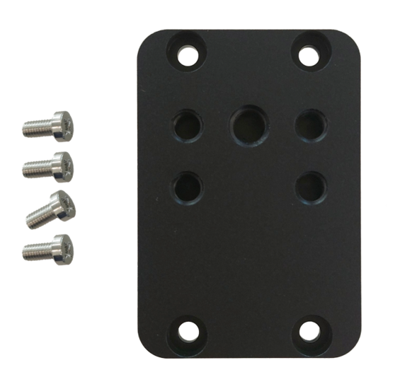 Tripod Mounting Plate ME2P GigE