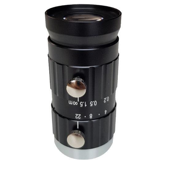 LCM-20MP-25MM-F2.8-1.1-ND1, LENS C-mount 20MP 25MM F2.8 1.1