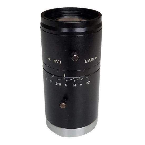 LCM-5MP-75MM-F2.8-1.8-ND1, LENS C-mount 5MP 75MM F2.8 1/1.8