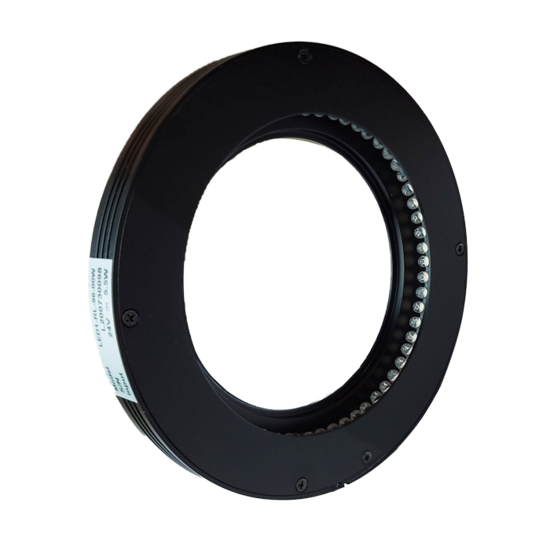 Ring Light (dark-field), 90mm, wit, 24V / 5,5W, LED1-RL-96-00W