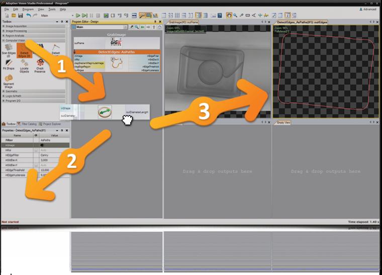 Adaptive Vision Studio 5 Runtime - Multi-threaded (4 threads)