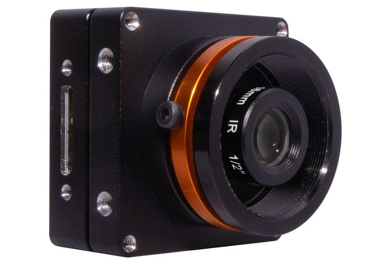 VEN-161-61U3C-DEVKIT, 1.6MP, Global shutter, Color, incl. 16mm M12 lens
