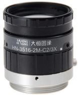 "LCM-HN-3516-2M-C23X, LENS C-mount 2MP 35MM F1.6 2/3"" HF35HA-1S"