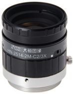 "LCM-HN-2514-2M-C23X, LENS C-mount 2MP 25MM F1.4 2/3"" HF25HA-1S"