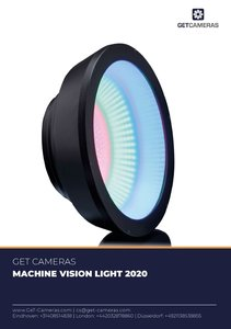 Machine Vision Lighting / Illumination catalog / pricelist