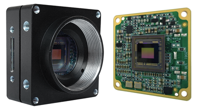 """VEN-161-61U3C, IMX296, 1440x1080, 61fps, 1/2.9"""", Global shutter, Boardlevel, Color"""