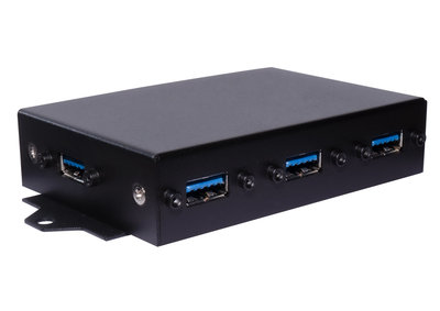 USB3.1 Gen2 Hub 10Gbps with 4 USB3.1 ports