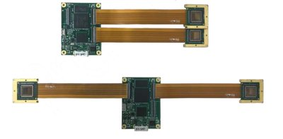 USB 3.0 Camera 1.3MP Monochrome with Python 1300 Dual Head sensor, model VEN-134-90U3M-D