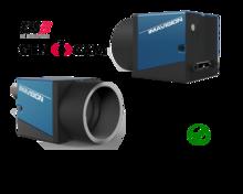 USB3 Vision Camera with OnSemi AR1820 sensor, model MER-1810-21U3C-L