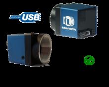USB2 Camera with Aptina MT9M001 sensor, model MER-130-30UM-L