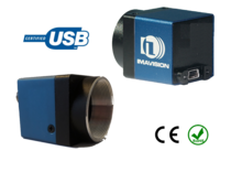 USB2 Camera with OnSemi MT9T001 sensor, model MER-310-12UC-L