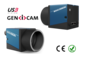 USB3 Vision Camera with OnSemi AR0135 sensor, model MER-133-54U3M-L